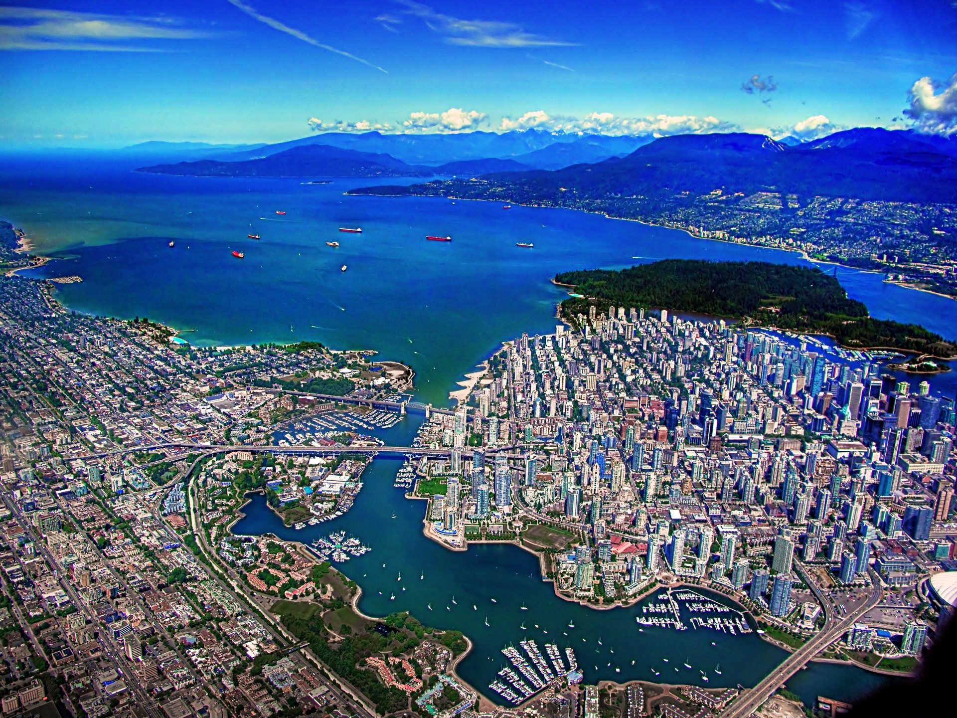 Vancouver real estate moving up or down