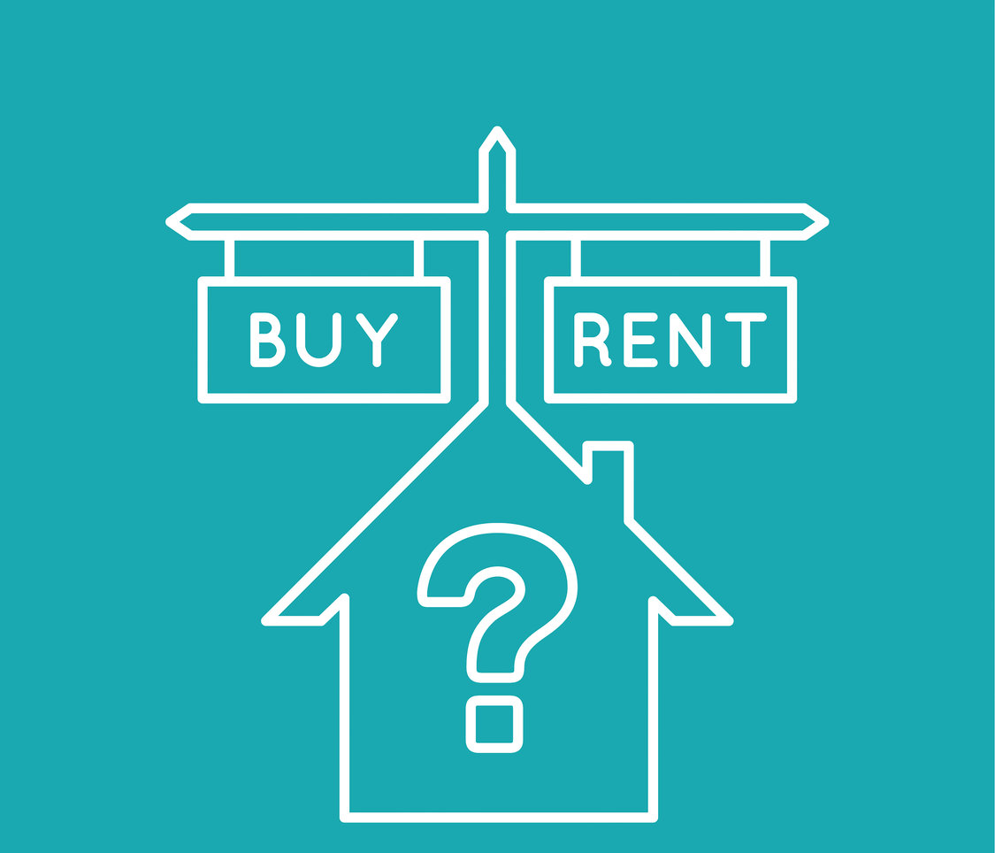 a research on buying versus renting a home Owning your own home is part of the american dream but before you take the plunge, here are some things to ask yourself to make sure you're ready.