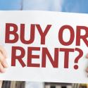 buy vs rent home