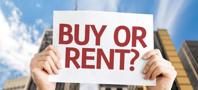 buying a home vs renting a