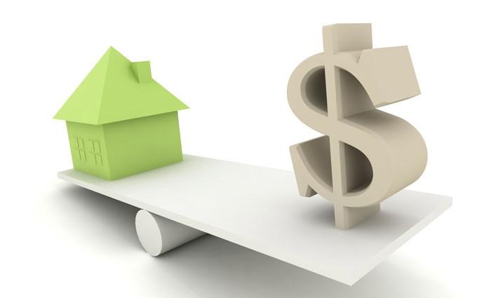 house overpriced