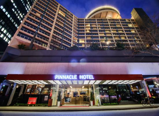 Vancouver Marriott Pinnacle Downtown Hotel Vancouver Bc Canad Ef Bf Bd