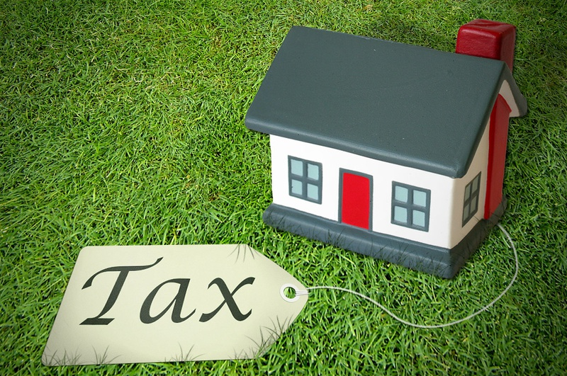 home on tax