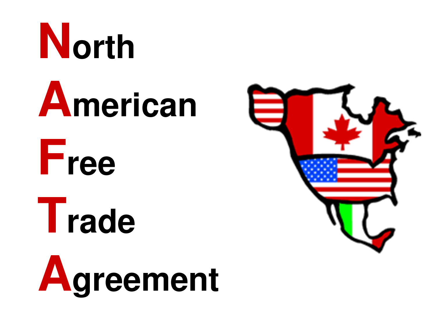 free trade in america Free trade, however, is good for america, and for a very simple reason: it allows american workers to specialize in goods and services that they produce more efficiently than the rest of the world and then to exchange them for goods and services that other countries produce at higher quality and lower cost.