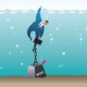 drowing-in-debt
