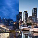 Toronto And Vancouve