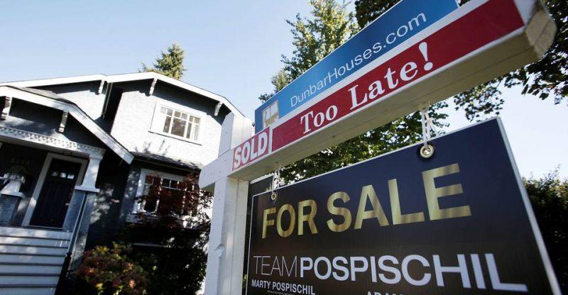 Drop In Home Sales