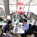 East looks to Canada's technology sector