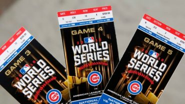 World Series ticket prices