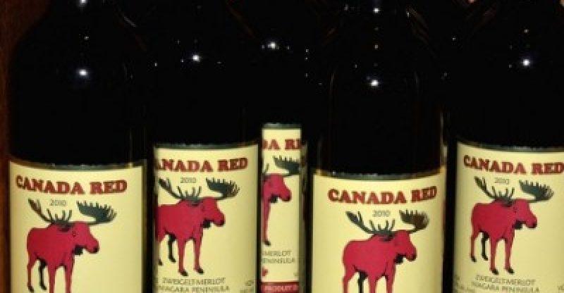 canada wine