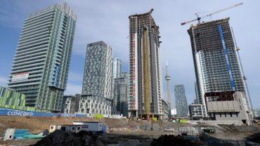Toronto condo builders
