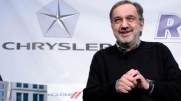 Fiat Chrysler CEO