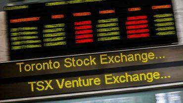 Canada's stock market