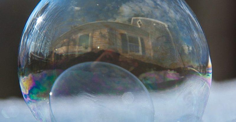 toronto housing bubble